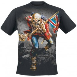 T-shirt IRON MAIDEN - The Trooper