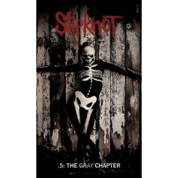 SLIPKNOT - The Gray Chapter Flag