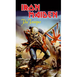 IRON MAIDEN - The Trooper Flag