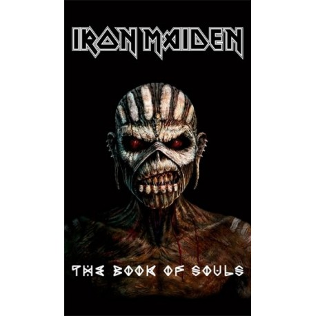 IRON MAIDEN - The Book of Souls Flag