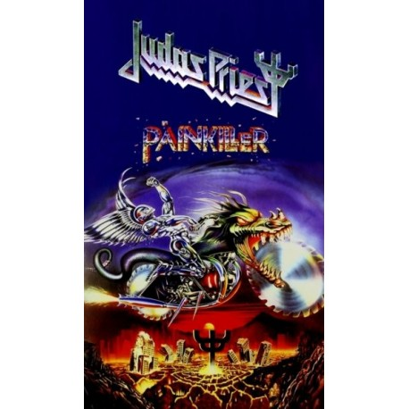 JUDAS PRIEST - Painkiller Flag
