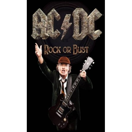 AC/DC - Rock or Bust Flag