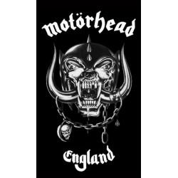 MOTORHEAD - England Flag
